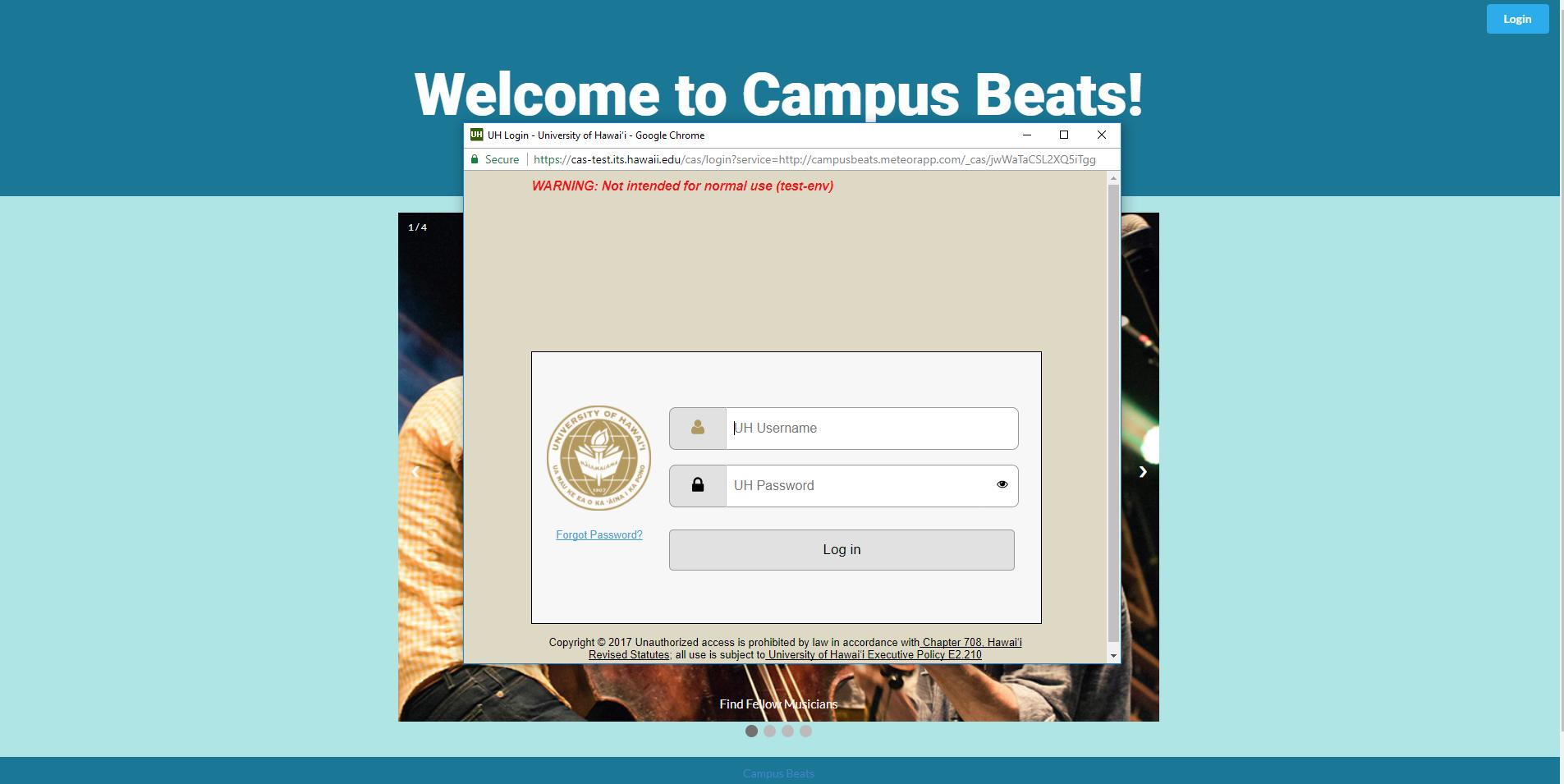 Campus Beats | Innika Pang | Professional Portfolio